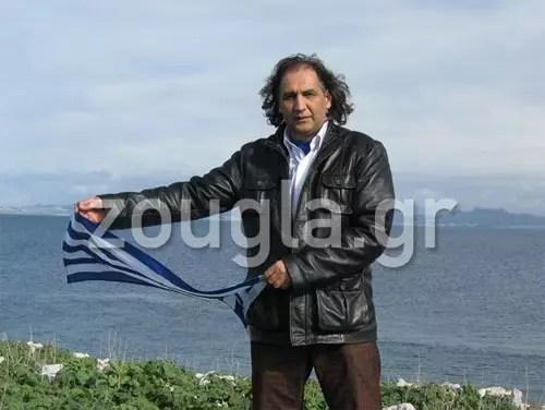 Δημοσιογράφος εφημερίδας Σφήνα στα Ίμια