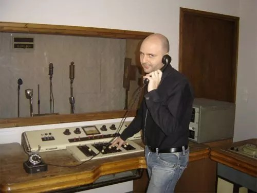 George @ 70 Χρόνια Ελληνική Ραδιοφωνία