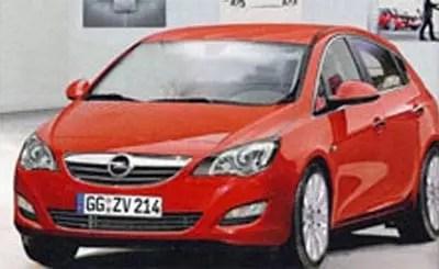 Opel Astra 4ης γενιάς