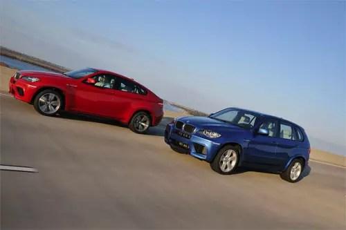 BMW X6M - X5M