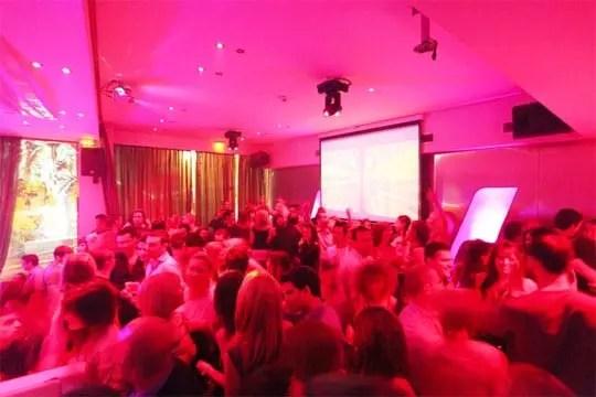 Esthete Party @ Frame Bar