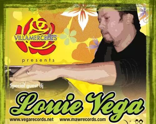 Louie Vega @ Villa Mercedes
