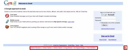 Fake Gmail