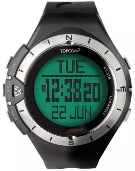 TopCom HB 10M00 GPS Watch