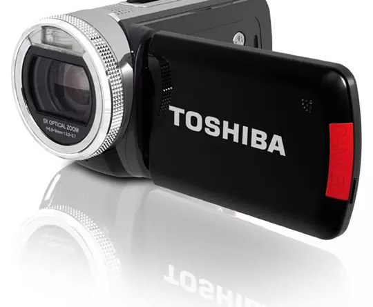 Toshiba Camileo H20 Full HD