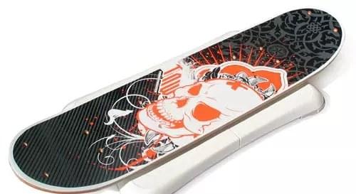 Wii skateboard, snowboard