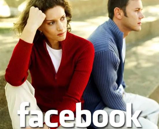 Το Facebook αιτία διαζυγίου