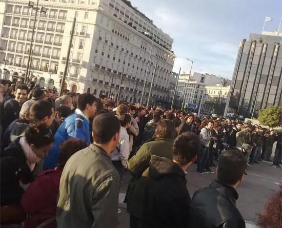Διαδήλωση υπέρ του Gamato.info