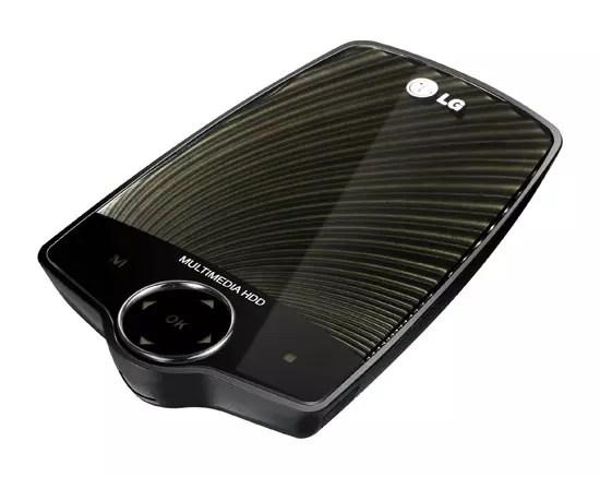 LG XF2 Portable Theater