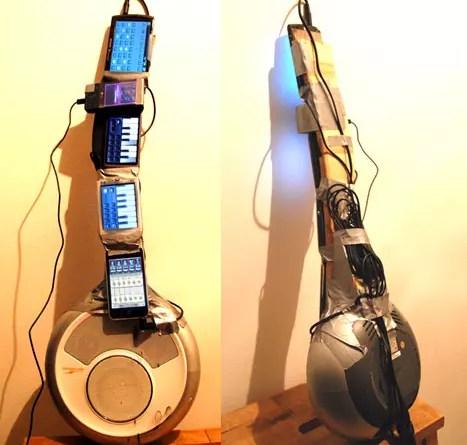 Κιθάρα από iPhone, Android και Windows Mobile smartphones