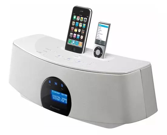 Pioneer iPhone iPod Docking Station