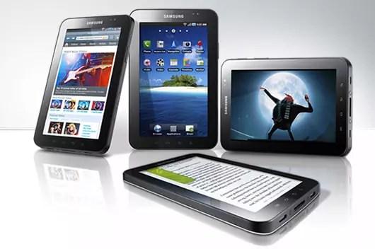 Samsung Galaxy Tab από την Vodafone