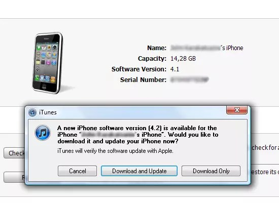 iOS 4.2 για iPhone, iPad, iPod touch