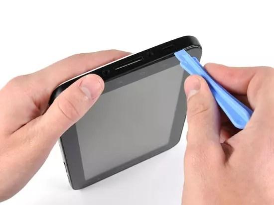 Samsung Galaxy Tab Teardown