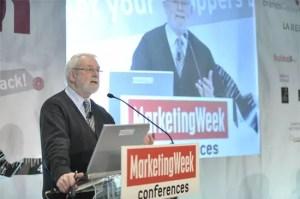 Ο Colin McDowell των Sunday Times στο Fashion Business Forum