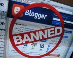 Απαγόρευση πρόσβασης στα blogspot blogs στην Τουρκία