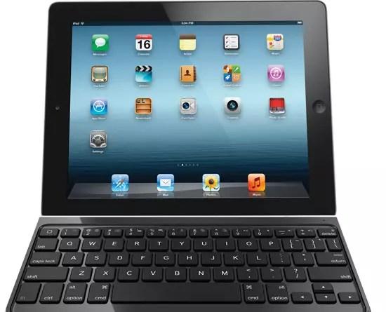 Logitech Ultrathin Keyboard Cover, Θήκη - Πληκτρολόγιο για το iPad