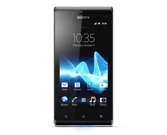 Τα νέα Xperia smartphones προσφέρουν την καλύτερη Sony HD εμπειρία