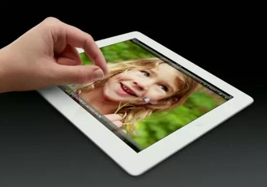 Νέο iPad 4ης γενιάς