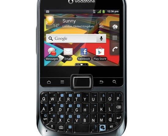 Φθηνό smartphone Vodafone Smart Chat