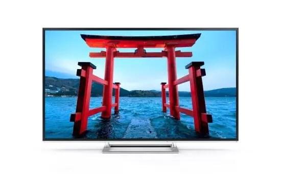 Toshiba σειρά 3D Smart LED τηλεοράσεων L9 Ultra HD