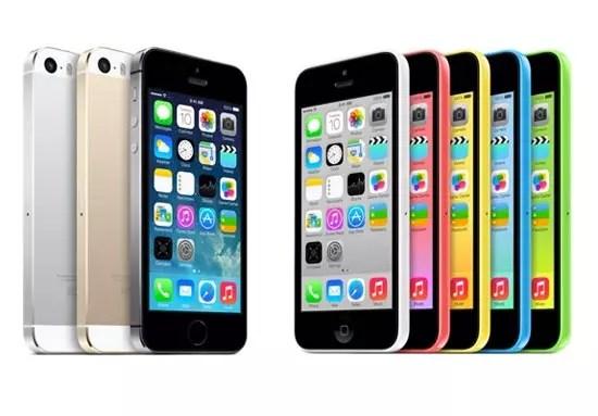 Cosmote iPhone 5S - 5C