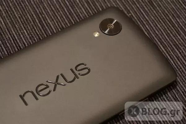 Nexus 5 δοκιμή κάμερας - βίντεο