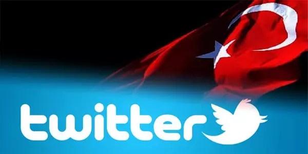 Απαγόρευση Twitter στην Τουρκία