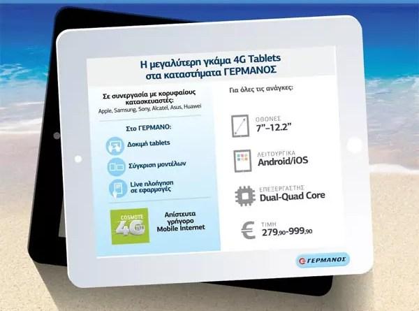 Γερμανός tablets