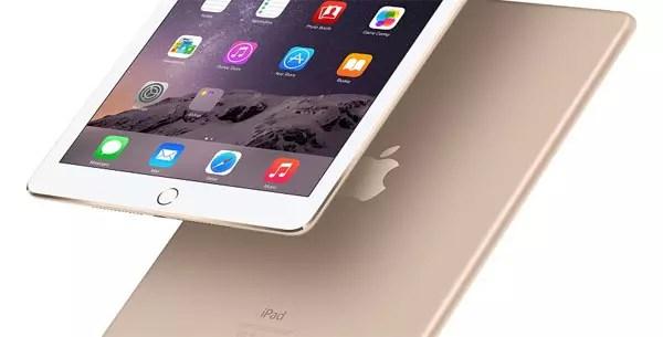 Το iPad Air 2 είναι πολύ λεπτό