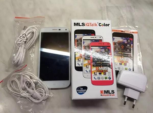 MLS iQTalk Color