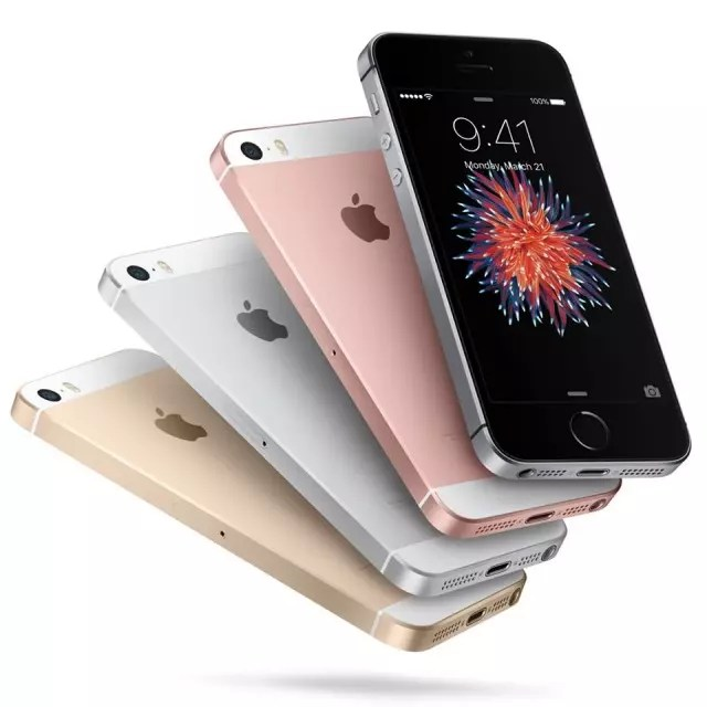 Apple iPhone SE (2)
