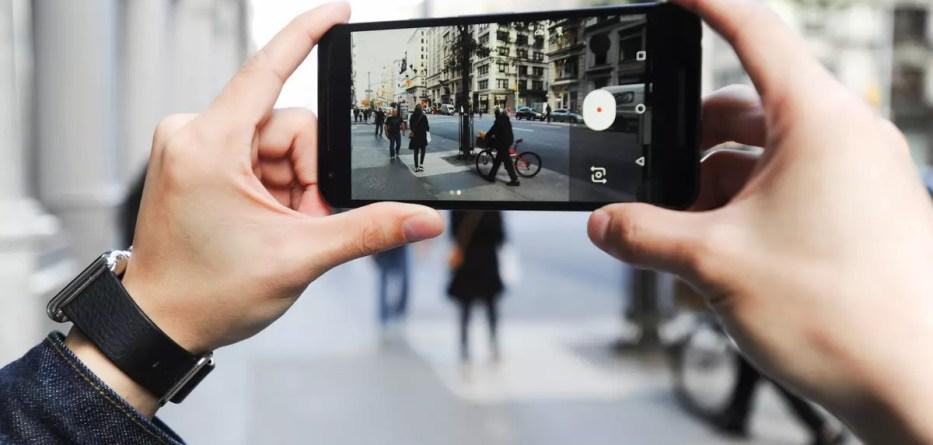 Google Nexus 5X camera