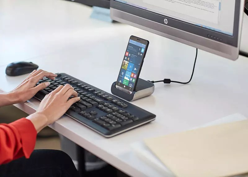 HP Elite x3 HP Desk Dock