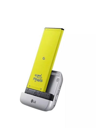 LG G5 Cam Plus Magic Slot