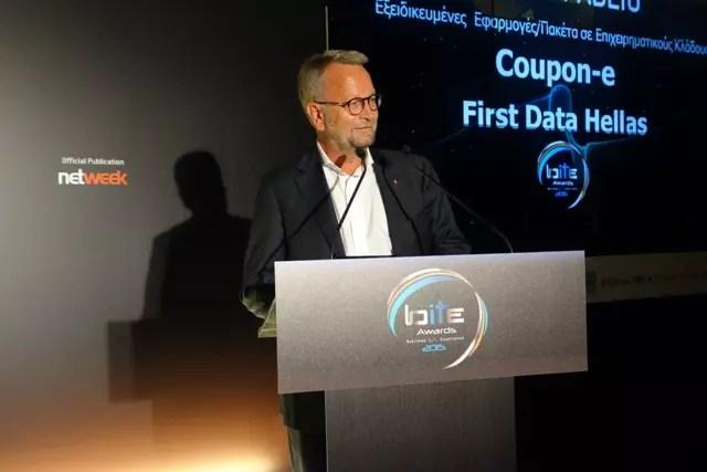 First Data - Espen Tranoy