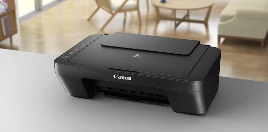 Ο εκτυπωτής Canon PIXMA MG2550S