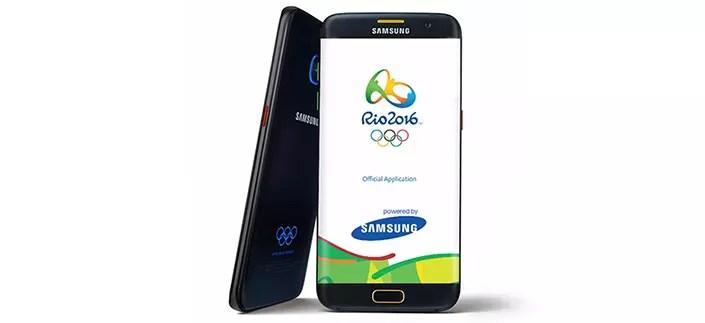 Samsung App Rio 2016