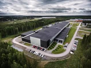 Το κέντρο δεδομένων της Facebook στη Σουηδία