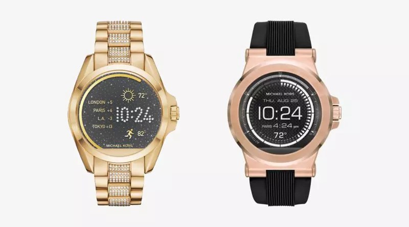 Michael Kors Access Android Wear smartwatch