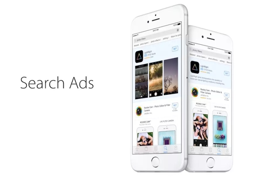 Apple App Store Search Ads