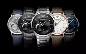 Emporio Armani Connected: Νέα υβριδικά smartwatch με κλασική εμφάνιση