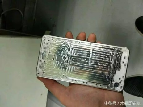Nokia D1C back cover leak