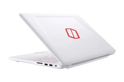 Samsung Notebook Odyssey NT800G5M White (2)