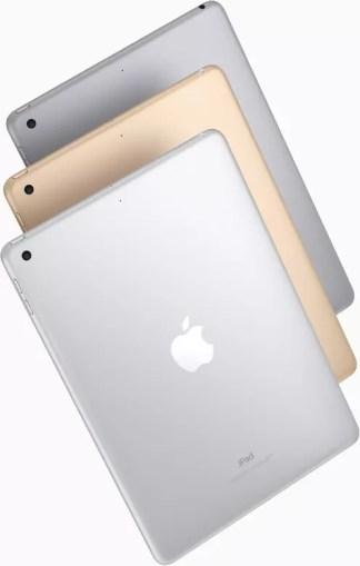 Apple iPad 9.7 2017 design
