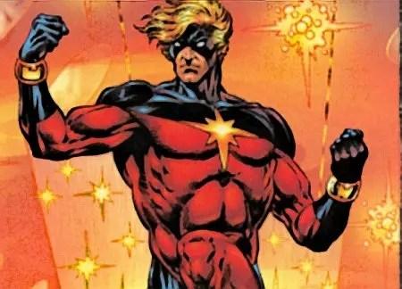 Captain Marvel Mar Vell