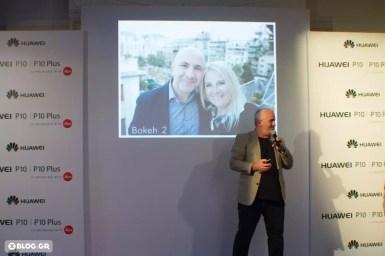 Huawei P10 Greek launch event 11