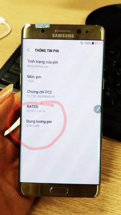 Refurbished Samsung Galaxy Note 7 leak (2)