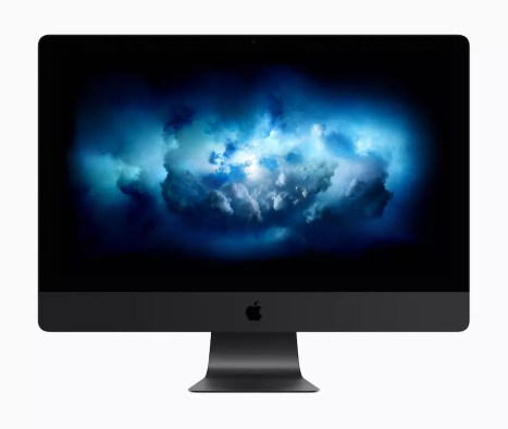 Apple iMac Pro dark grey