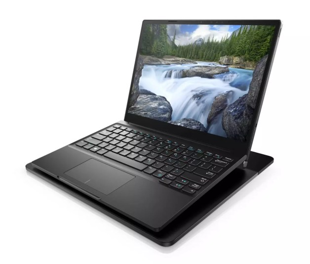 Dell Latitude 7000 2 in 1 Wireless Charging Qtr